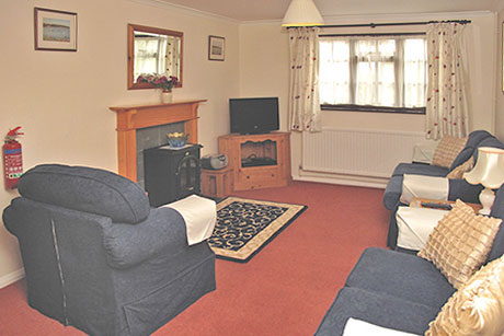 Woodview Cottage Lounge